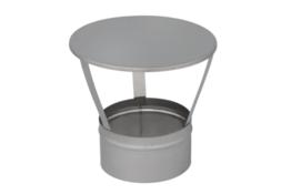 Daszek kominowy parasol do systemów ceramicznych 120-200mm