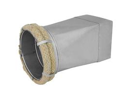 Redukcja kominowa systemów ceramicznych na kwadrat szer.*wysok./ średnica