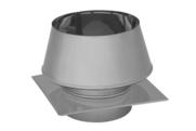 Daszek kominowy stożek z płytą (opcja dodatkowa)